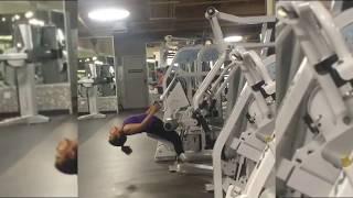 Girls Workout Fail Compilation   Funniest Workout fail Women Moments