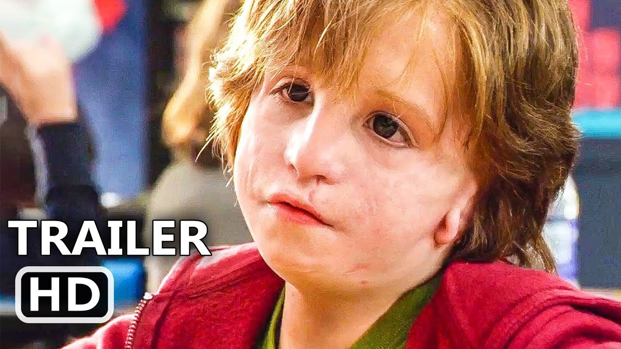 WΟNDER Official Trailer # 2 (2017) Owen Wilson, Julia ...