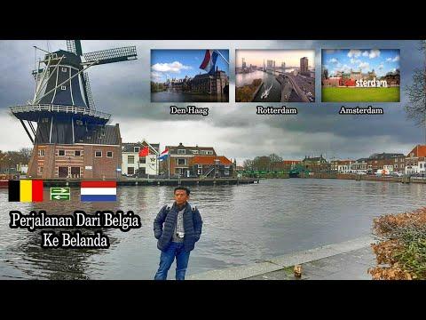 TOUR DARI BELGIA KE BELANDA ( ROTTERDAM, DEN HAAG, AMSTERDAM ) , HOTEL DI BELANDA