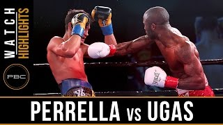 Perrella vs Ugas HIGHLIGHTS: September 27, 2016 - PBC on FS1