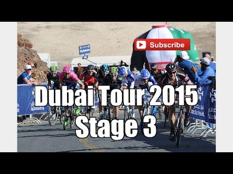 Dubai Tour 2015 - Stage 3