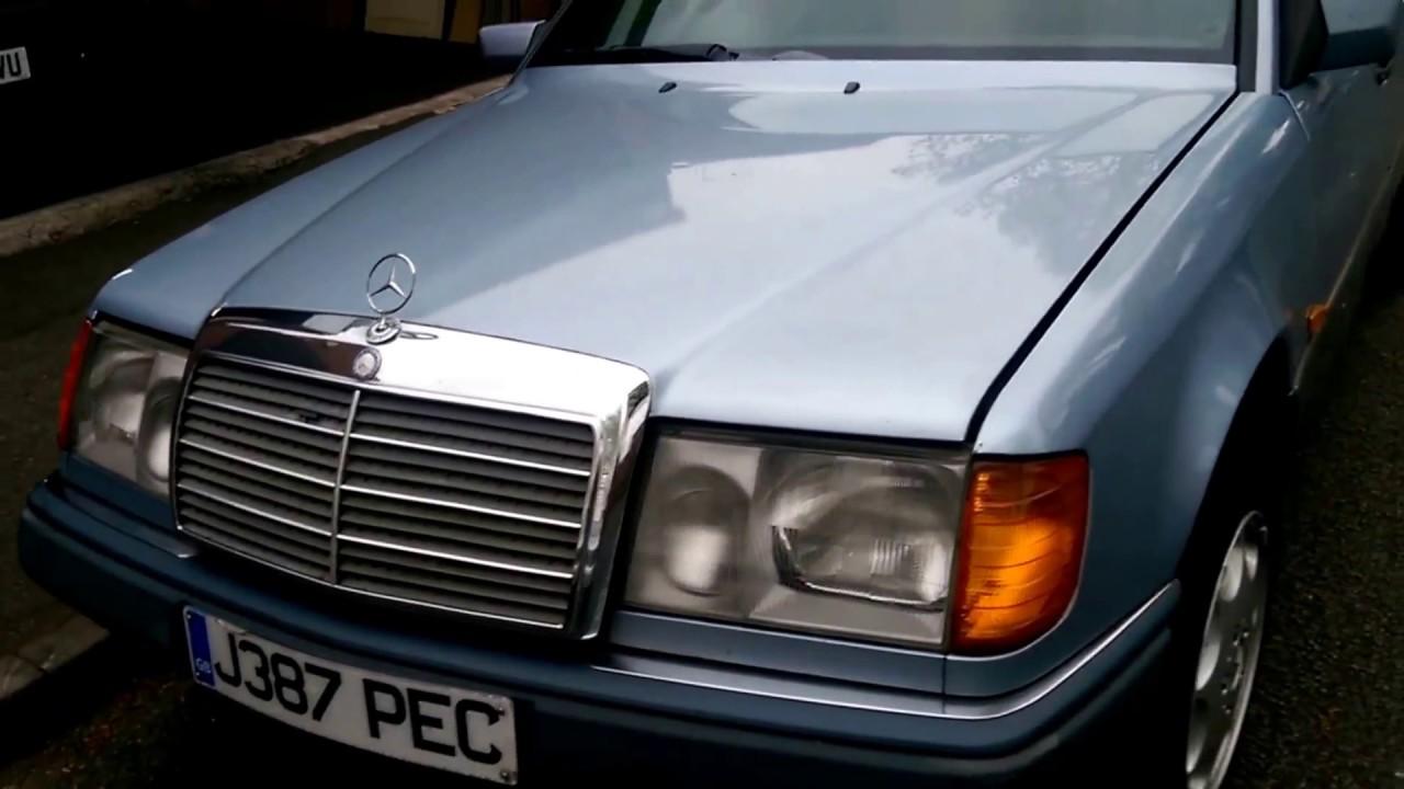 1992 Mercedes W124 300D Automatic Estate