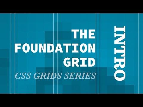 Zurb Foundation Grid - CSS Grids Series (Intro)