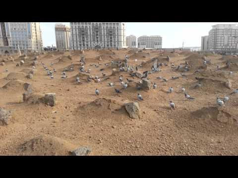 Inside Jannat Al-Baqi - HD Video of Al-Baqi Madina