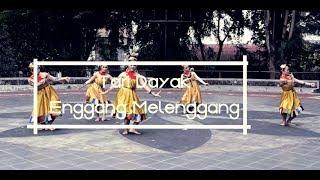 Dayak Dance by Enggang Melenggang