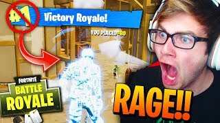 THIS GAME IS MAKING ME SO MAD... (Fortnite Battle Royale Rage Quit)