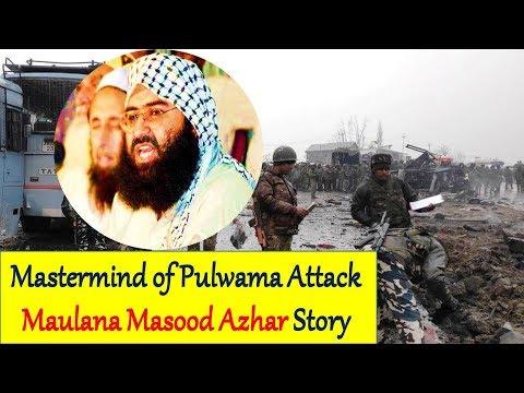 Pulwama Attack Mastermind: Short Story Of Maulana Masood Azhar