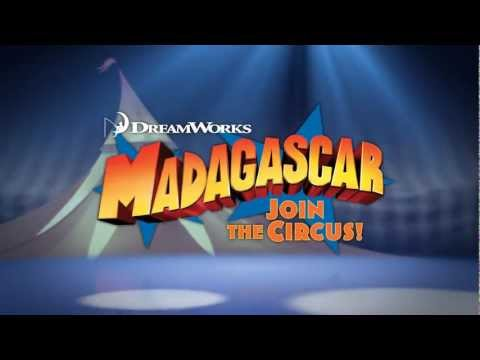 Madagascar: Join the Circus! App Trailer