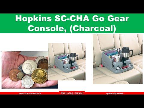 Hopkins SC-CHA Go Gear Console, Charcoal