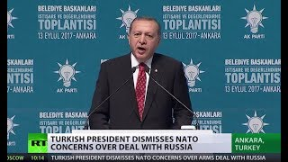 Deal Ordeal: NATO worries over Turkish purchase of Russian S-400 defense systems