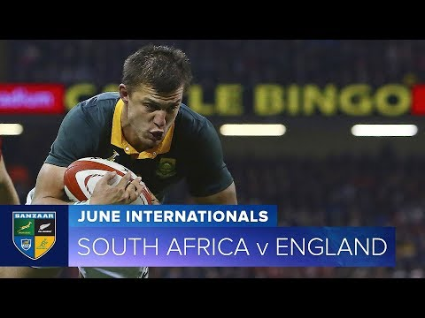 2018 June Test Series: First Test - South Africa v England