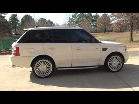 2008 Land Rover Range Rover Sport Supercharged Awd For