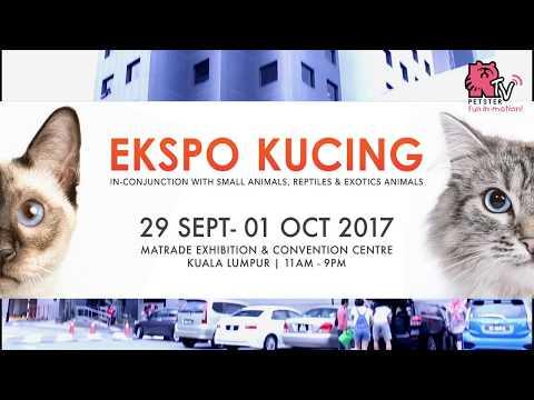 PET EXPO MALAYSIA (CAT EDITION) 2017