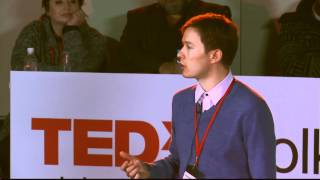 "TEDxSkolkovo - Nikolay Kulikov - That sweet word ""failed"""