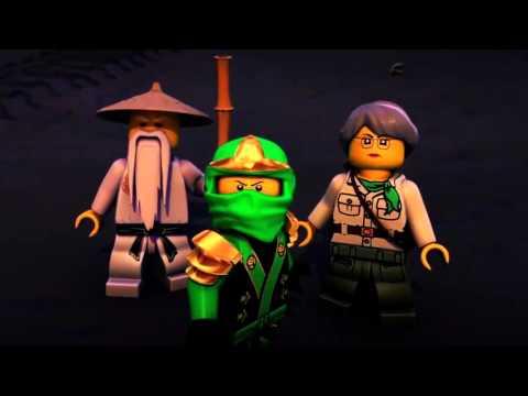 Bleeding Out (Imagine Dragons) - Ninjago Tribute