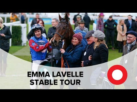 At Home With Paisley Park: Emma Lavelle Stable Tour