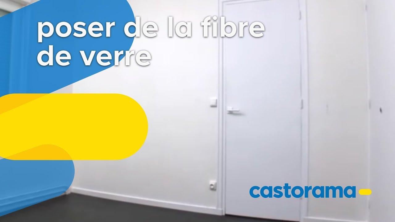 Poser De La Fibre De Verre Castorama Youtube