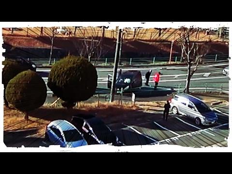 Acidente de carro e ESPORRO do meu chefe japonês
