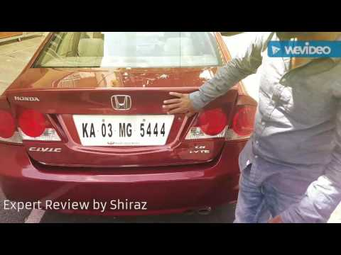 Carslive Presents Honda Civic 2007 Used car Video review