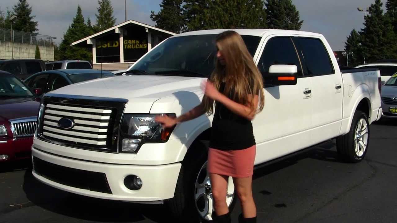 Walk Around Tour Of A 2011 Ford F 150 Lariat Limited At