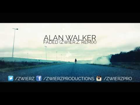 Alan Walker - Faded (Rock Cover) Instrumental
