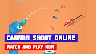 Cannon Shoot Online · Game · Gameplay