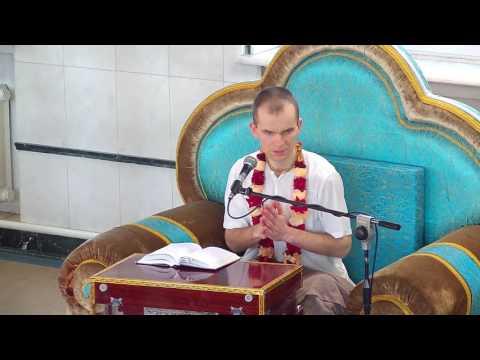 Шримад Бхагаватам 2.1.5 - Двиджа Говинда прабху