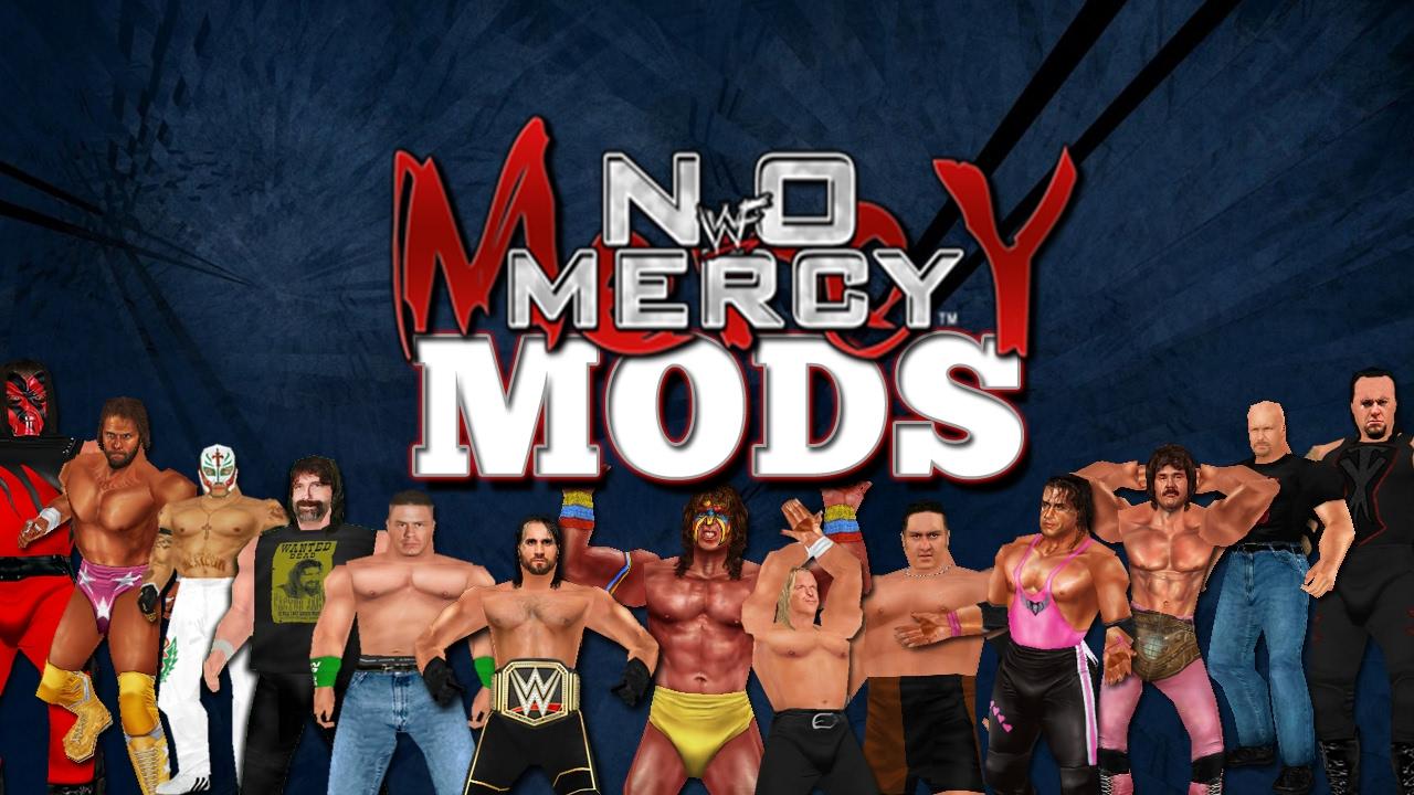 5 Best N64 No Mercy MODS!