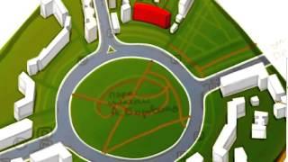 Рисование в фотошоп - Карта проезда