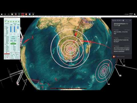 4/03/2017 -- Nightly Earthquake Update + Forecast -- Major M7.0+ seismic unrest spreading