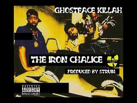 GHOSTFACE KILLAH  -THE IRON CHALICE (INSTRUMENTAL ALBUM)2018