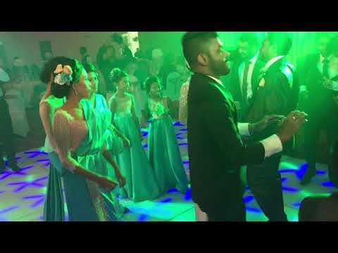 Suprice wedding dance in sri lanka