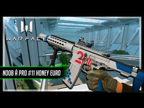 WARFACE NOOB À PRO #11 Honey Badger Euro Copa