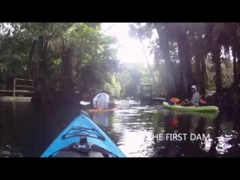 LOXAHATCHEE RIVER from RIVERBEND PARK to JONATHAN DICKINSON STATE PARK, JUPITER, FLORIDA