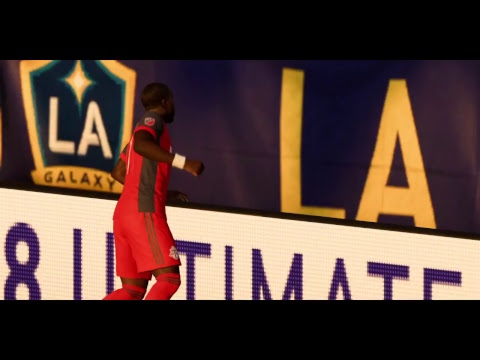FIFA 18 DEMO - Los Angeles Galaxy vs Toronto FC