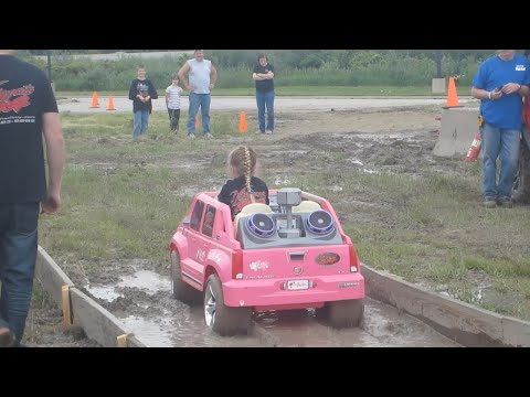 Power Wheels Kids Mud Bog At Birch Run Mud Bog Rear View from YouTube · Duration:  2 minutes 41 seconds