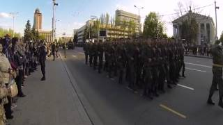 Парад победы 2015 за 2 минуты. Армата Т-14 в Донецке?(Краткое видео репетиции парада., 2015-05-10T19:19:05.000Z)