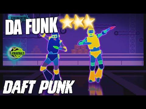 🌟 Da Funk Daft Punk - Just Dance 3 - Dance music Cherography 🌟