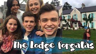 Írország VLOG - The Lodge forgatás | Viszkok Fruzsi