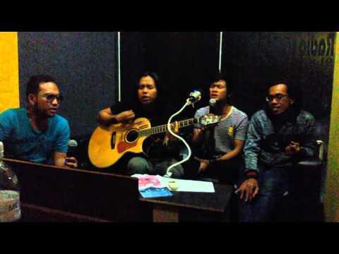 amora band interview at radio indah cirebon kalo ngekek hilang bokek
