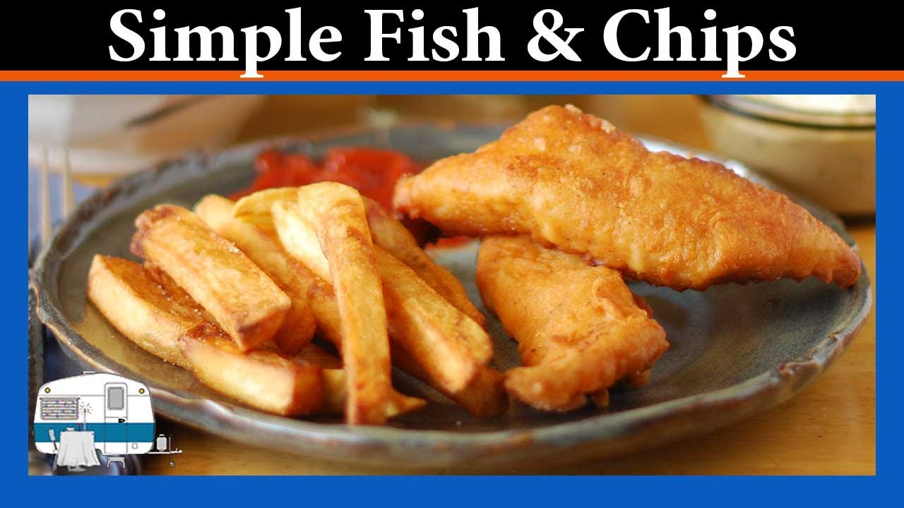 Download How to prepare Fish and Chips