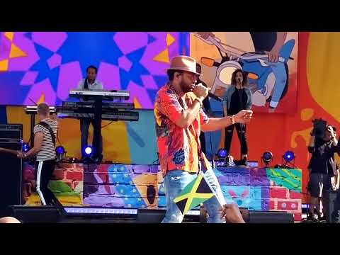 STING & SHAGGY Live From NEW YORK 2018 PART II