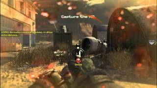 COD MW2 Gameplay - Dodgems Are Dead ([GGG] Polainas)