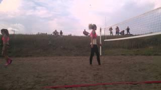 Кубок Мучкапа 2013 Пляжный волейбол Саратов-Липецк