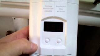 Alternative to LP Gas & Carbon Monoxide Detector Alarm in RV CamperVan Van