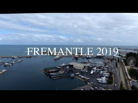FREMANTLE - PERTH 2019 TRIP