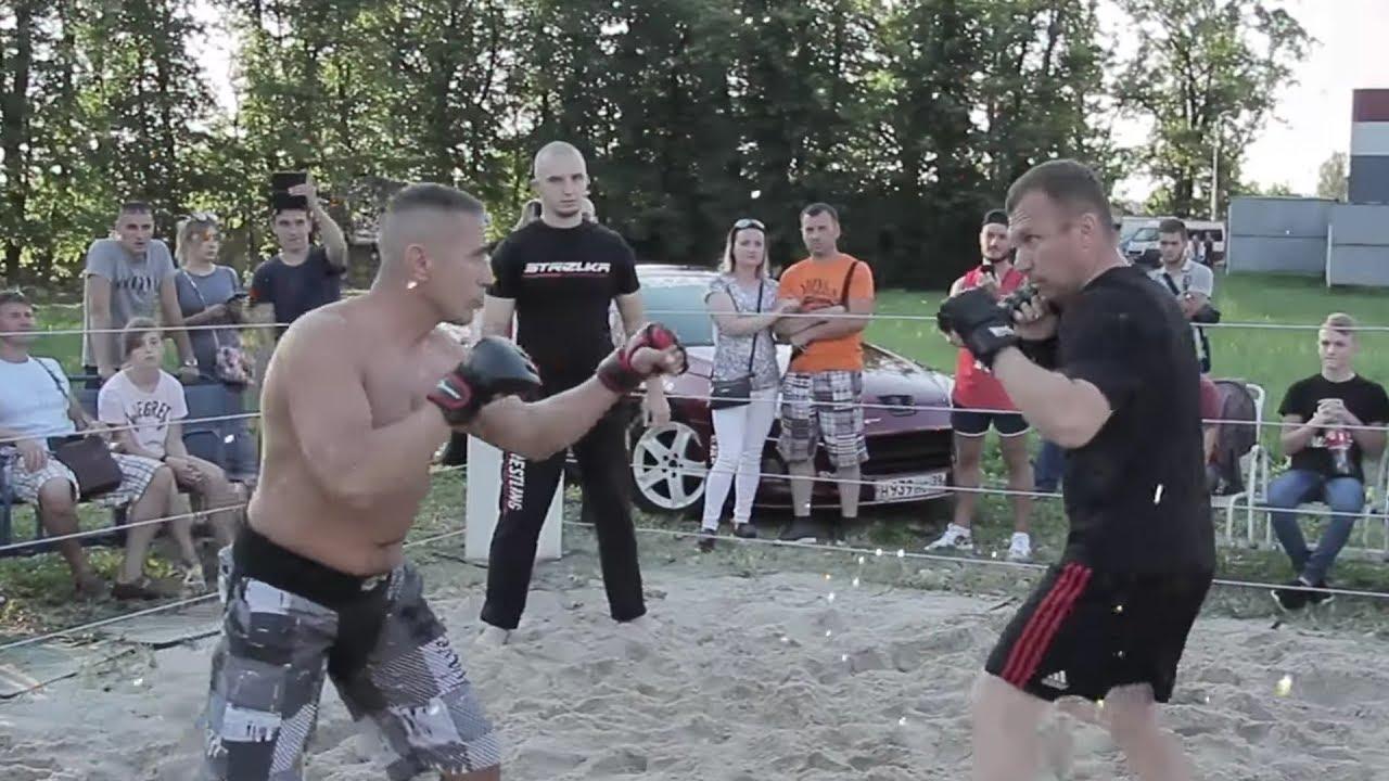 СТРЕЛКА Бой двух мужиков за 40 лет !!!