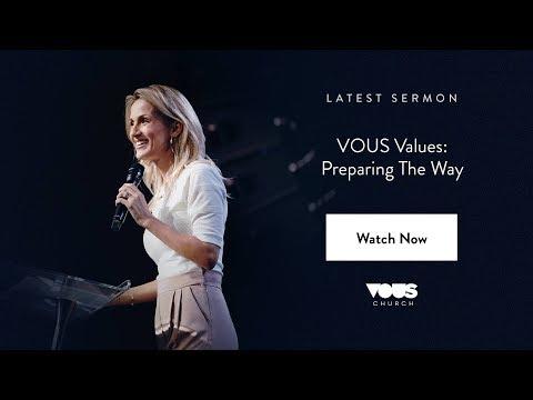 DawnCheré Wilkerson — VOUS Values: Preparing The Way