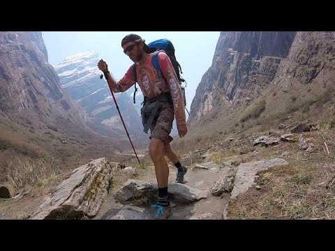 Epic Nepal: Deep in the Himalayas (Trekking to Annapurna)