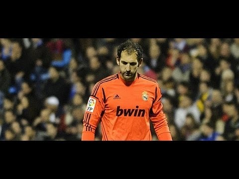 ★ Diego López- Best saves 2013 / Real Madrid ★ HD
